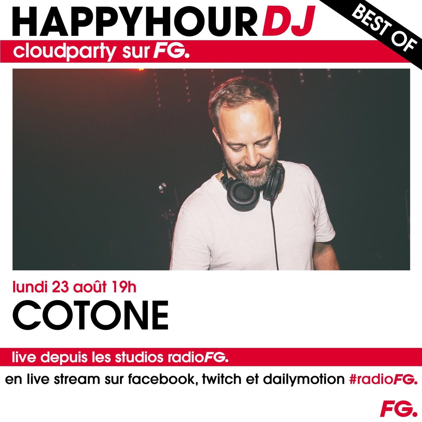HAPPY HOUR DJ BEST OF : COTO