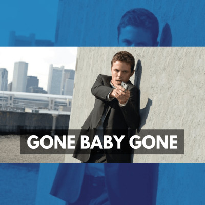 Gone Baby Gone ⭐⭐⭐⭐ cover