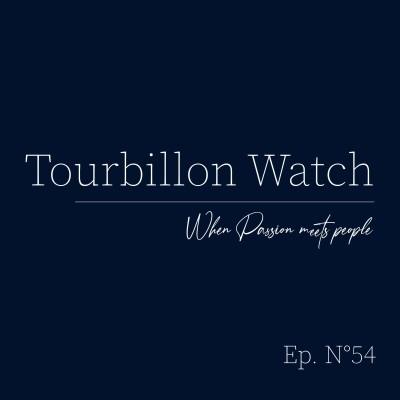 Episode 54 : Entretien avec Bernhard Zwinz, Horloger Indépendant cover