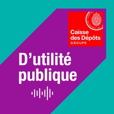 Bande-annonce du Podcast d'Utilité publique cover