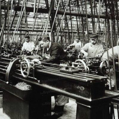 Les ouvriers du siècle cover