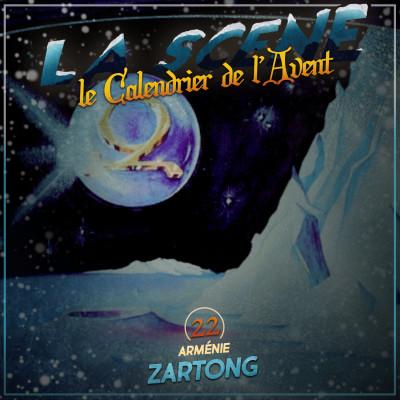 """Le Calendrier de l'Avent de """"La Scène"""" - 22 décembre: Arménie cover"""