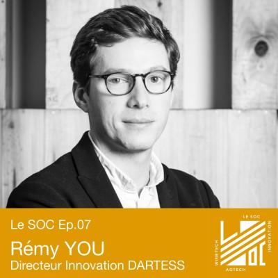 #07 - Rémy YOU - Comment une PME peut-elle embrasser l'innovation ? cover