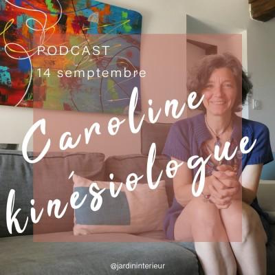 #2 - Caroline Mayolle - Kinésiologue - La Puissance du Divin cover