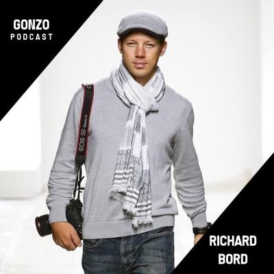 #020 - Richard Bord - Photographe professionnel - Continuer d'explorer à travers son métier cover