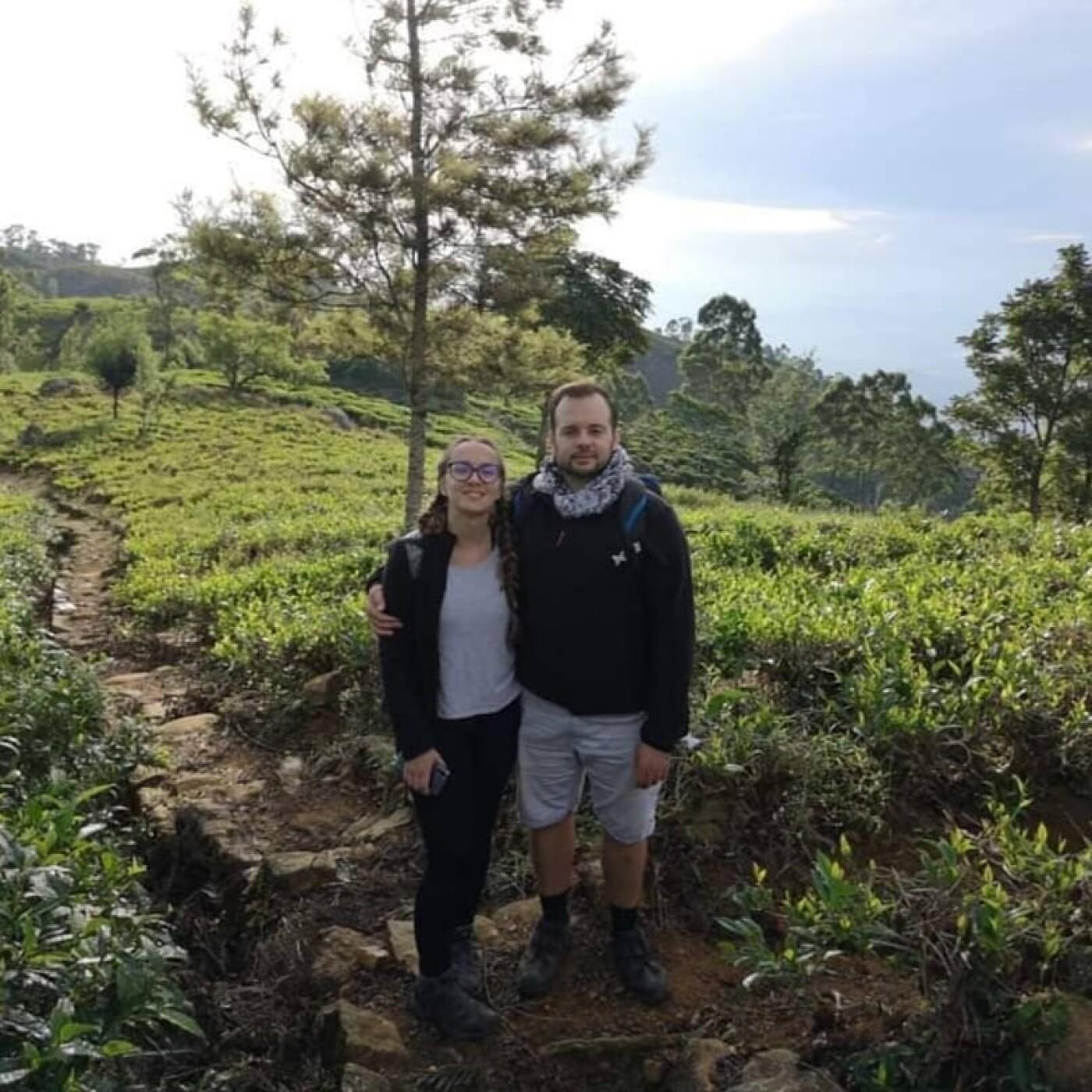 Clémence et Fabien parlent de leur agence de voyage au Sri Lanka - 15 07 2021 - StereoChic Radio