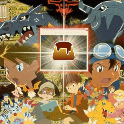 33 - Digimon, le film cover