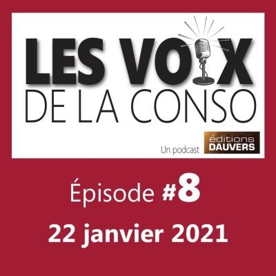 Épisode #8 : Carrefour une proie après l'offre avortée de Couche-Tard ? / Leclerc vient de lancer sa marketplace, une bonne idée cover