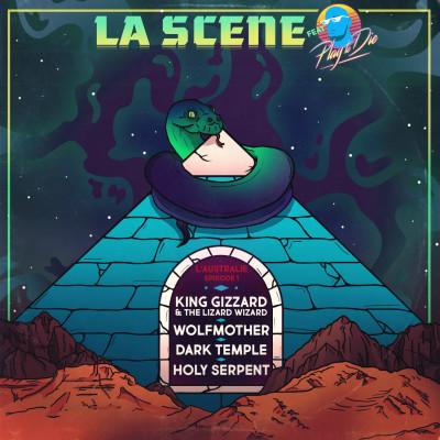 """""""La Scène"""" - Granny Smith pour #LPC - Ep. 14: L'Australie (feat. Play To Die) cover"""