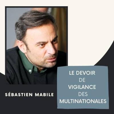 Le devoir de vigilance des multinationales - Sébastien Mabile cover