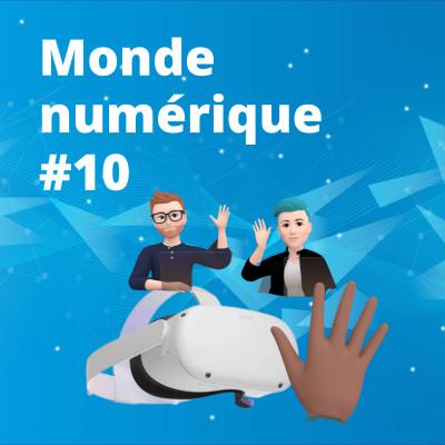 #10 Workrooms, le bureau en réalité virtuelle de Facebook cover