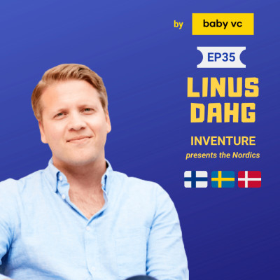 #35 The Nordics with Linus Dahg (Inventure) cover