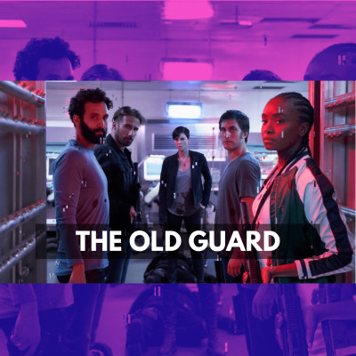 The Old Guard cover