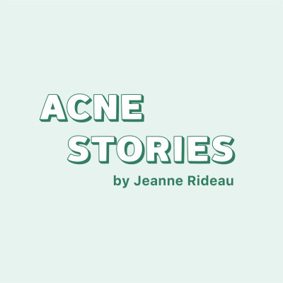 🇬🇧 Introduction of the podcast Acne Stories cover