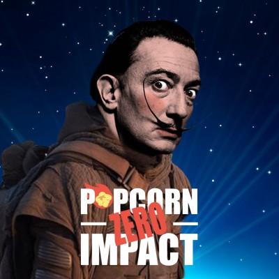 #087 - Dune d'Alejandro Jodorowsky - Popcorn Zero Impact cover
