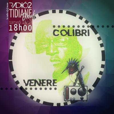 COLIBRI VENERE - Tidiane DIOUF cover