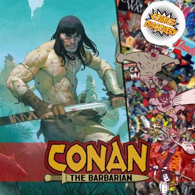 ComicsDiscoveryS04E34: Conan le barbare