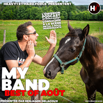 MyBand • Best of 2021 (2e partie) cover