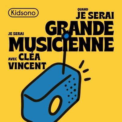 CLÉA VINCENT x KIDSONO cover