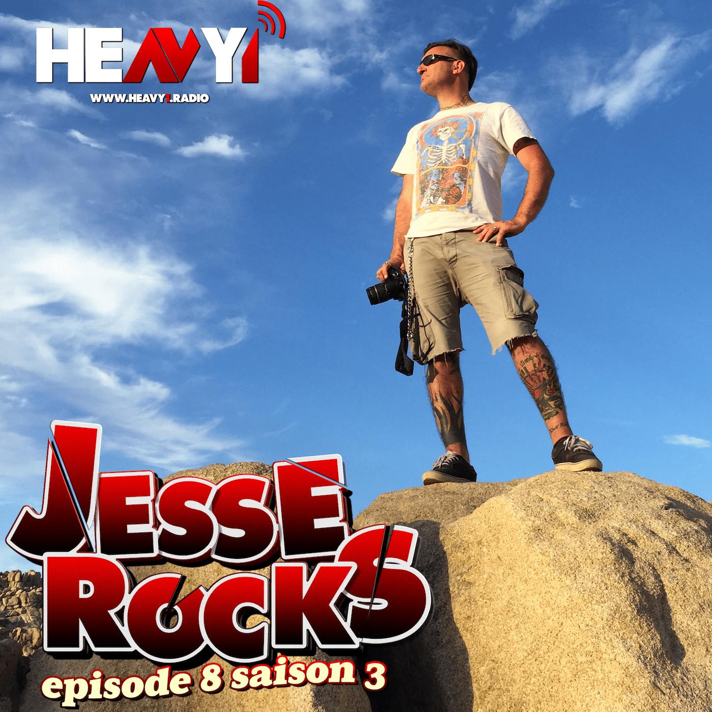 Jesse Rocks #08 Saison 3