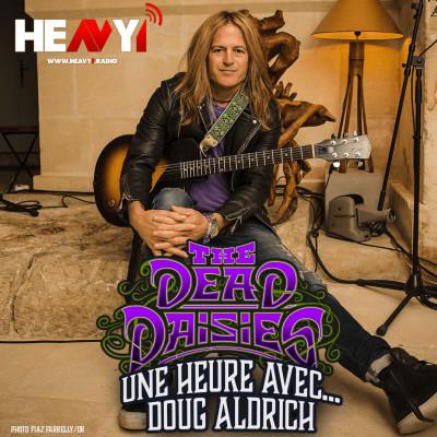 Une Heure avec Doug Aldrich de The Dead Daisies cover