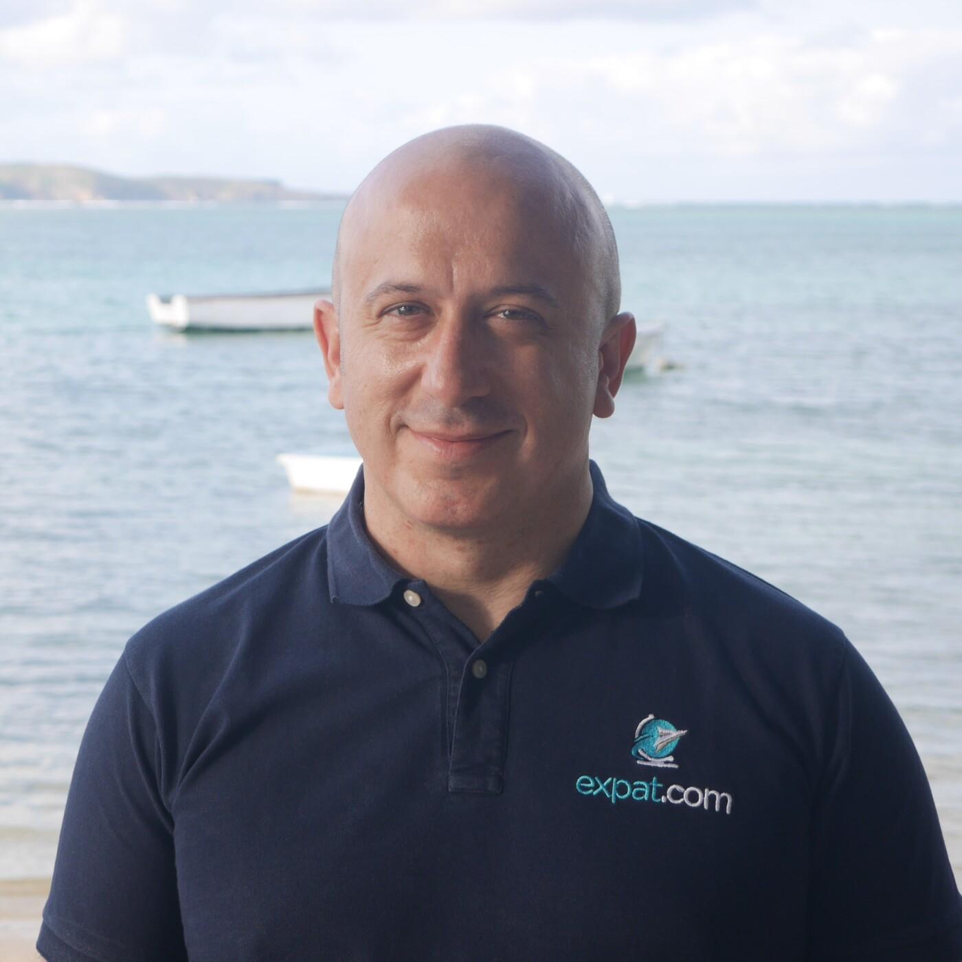 Julien Faliu, créateur du site Expat point com - 26 08 2021 - StereoChic Radio
