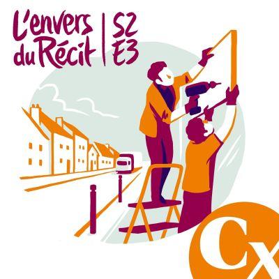 """""""La France qui bouge"""" - Béatrice Bouniol - S2E3 cover"""
