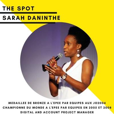 Sarah Daninthe: Programmée pour gagner - partie 1 cover