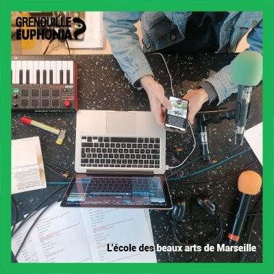 Image of the show Écouter les Beaux-Arts de Marseille !