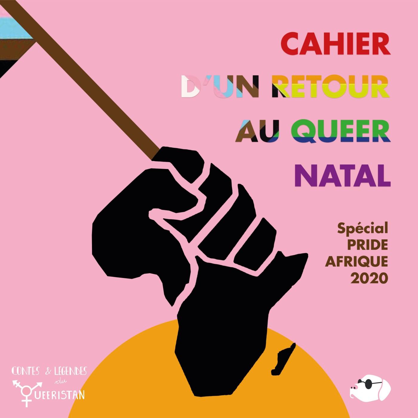 🌍Cahier d'un retour au queer natal (SPÉCIAL PRIDE AFRIQUE 2020)