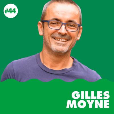 Épisode 44 - Faune sauvage : comment la protéger ? Gilles Moyne cover