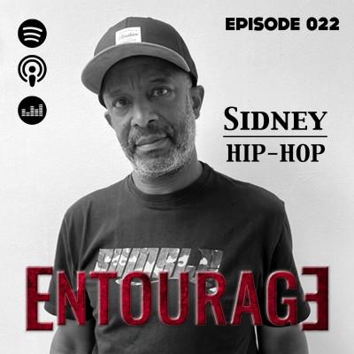 Sidney, à l'origine du Hip Hop cover
