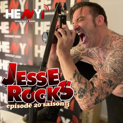 image Jesse Rocks #20 Saison 3