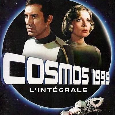 Le Magazine des Séries : Cosmos 1999 cover
