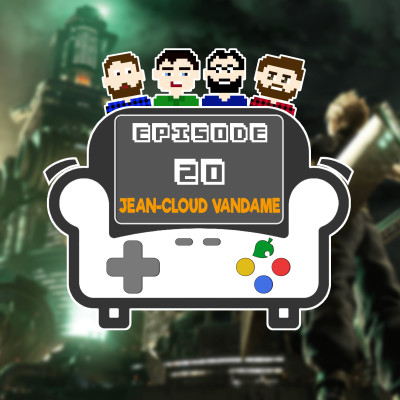 Episode 20 - Jean-Cloud Vandame cover