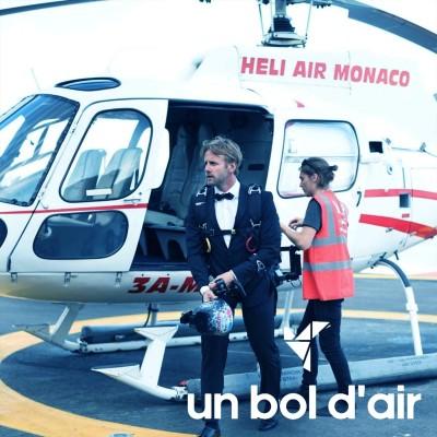 #72 - Sébastien CARBILLET - Champion de parachutisme cover