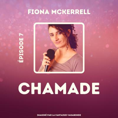 """#7 - Fiona McKerrell - """"La musique amène les images. Et quand je peins, l'image est contente d'écouter de la musique."""" cover"""