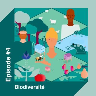 La biodiversité, notre assurance vie cover