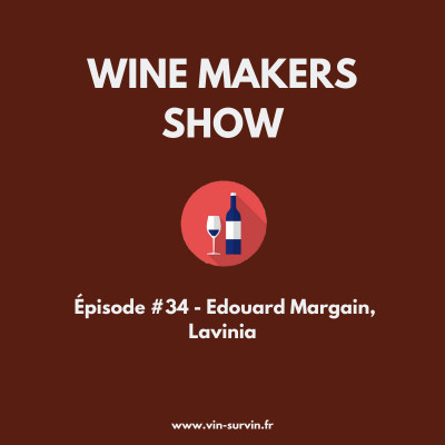 #34 - Edouard Margain, Lavinia cover