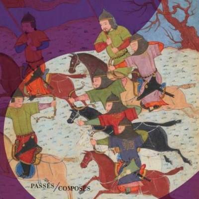 Les empires éphémères des Steppes cover