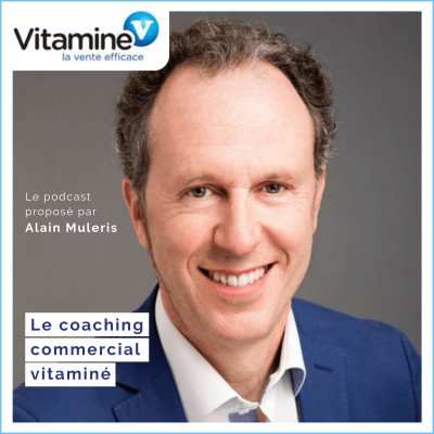 LE COACHING COMMERCIAL VITAMINÉ cover