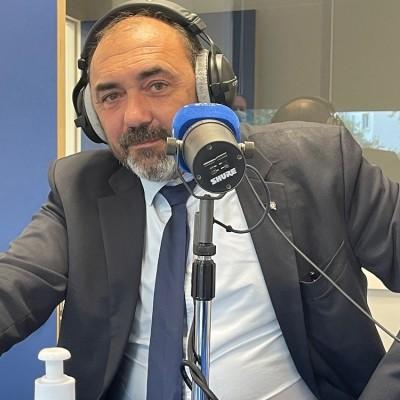 Gilles GASCON, Maire LR de Saint-Priest et conseiller métropolitain cover