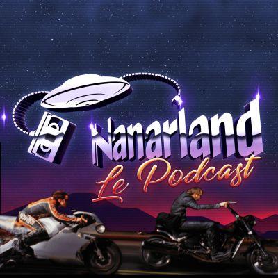 Nanarland le podcast épisode #17 : 3 nanars sur la guerre de la route cover