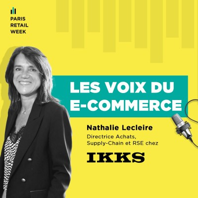 Nathalie Lecleire, Directrice Achats, Supply-Chain et RSE du Groupe IKKS cover