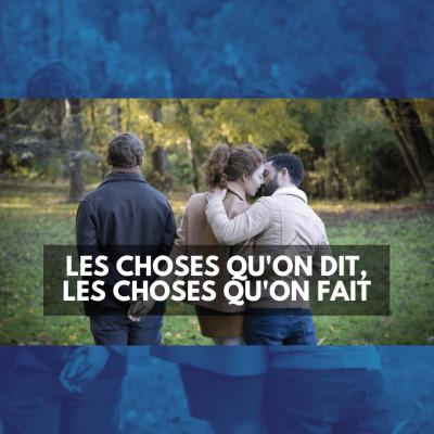 Les Choses qu'on Dit, Les Choses qu'on Fait cover