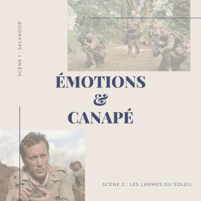 Emotions & Canapé : Salvador et Les Larmes du Soleil cover