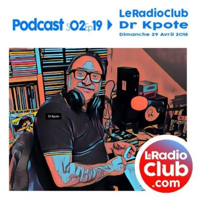 Thumbnail Image S02Ep18 By LeRadioClub avec Dr Kpote
