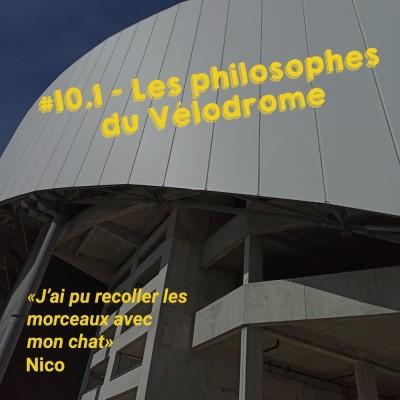#10.1 Les philosophes du Vélodro cover