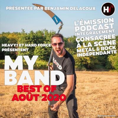 MyBand • Best of août 2020 cover