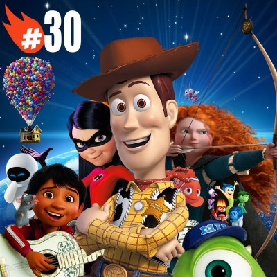 image #030 - Spéciale - Pixar en musique